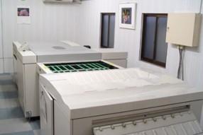 株式会社広瀬印刷 CTPシステム