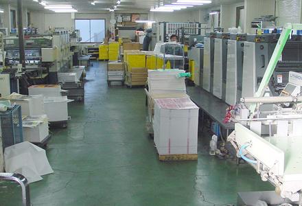 株式会社広瀬印刷 仕事風景